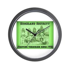Homeland Security Fighting Terrorism Since 1492 Wa