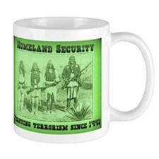 Homeland Security Fighting Terrorism Since 1492 Mu