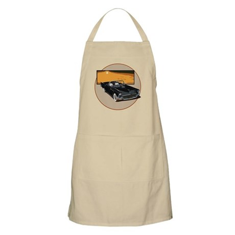 The Avenue Art Blackbird BBQ Apron