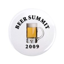 "Beer Summit - 3.5"" Button"