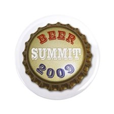 """Beer Summit - 3.5"""" Button"""