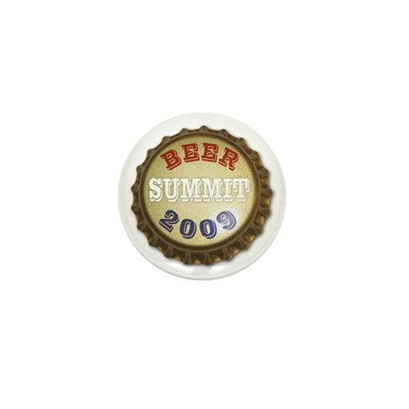 Beer Summit - Mini Button