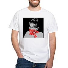 """""""Shut Up, Palin"""" Shirt"""