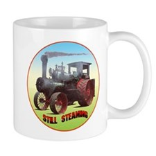 Funny Traction engine Mug