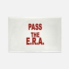 Pass the ERA Rectangle Magnet