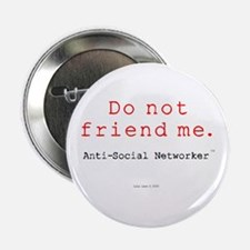 "DoNotFriendMe 2.25"" Button"