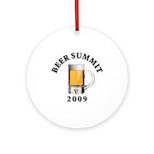 Beer Summit - Ornament (Round)