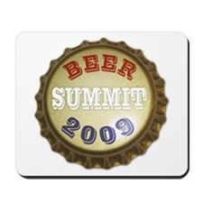 Beer Summit - Mousepad