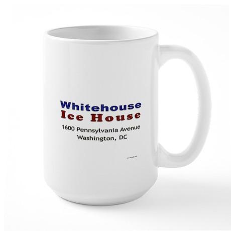 Whitehouse Ice House Large Mug