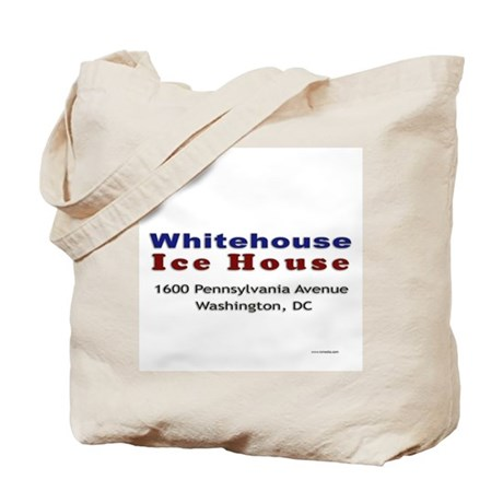 Whitehouse Ice House Tote Bag
