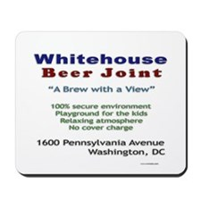 WH Beer Joint Mousepad