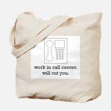 call center collection Tote Bag