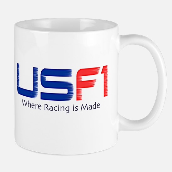 USF1cafe Mugs