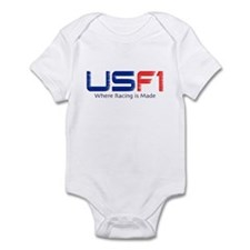 USF1cafe Body Suit