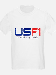 USF1cafe T-Shirt