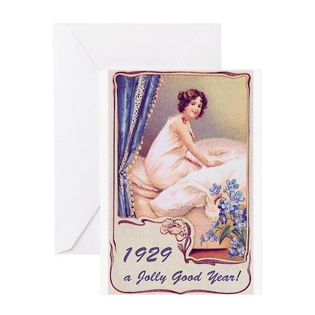 80th Birthday Greeting Card