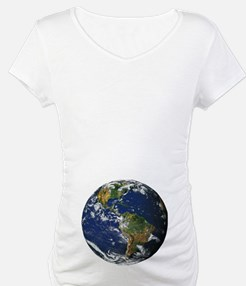 My Whole World Maternity Shirt