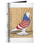 Patriotic West Pigeon2 Journal