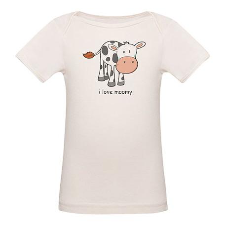 i love moomy Organic Baby T-Shirt
