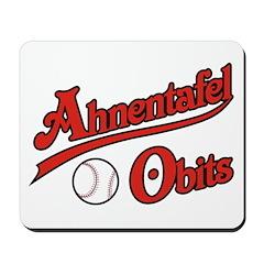 Ahnentafel Obits Mousepad