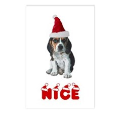 Nice Beagle Postcards (Package of 8)