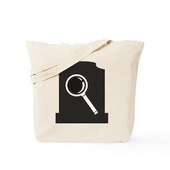 Grave Finder Tote Bag