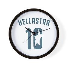 HellaStar 2010 Wall Clock