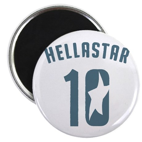 "HellaStar 2010 2.25"" Magnet (100 pack)"