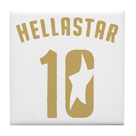 HellaStar 2010 Tile Coaster