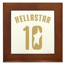 HellaStar 2010 Framed Tile