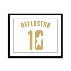 HellaStar 2010 Framed Panel Print