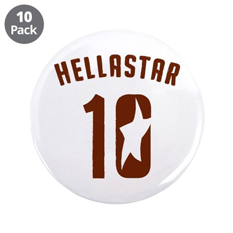"HellaStar 2010 3.5"" Button (10 pack)"