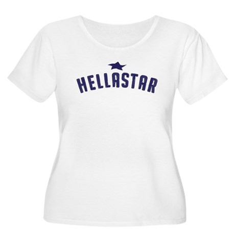 HellaStar 2010 Women's Plus Size Scoop Neck T-Shir