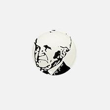 Ben Gurion Mini Button