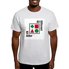 Different & Alike T-Shirt