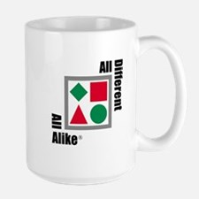 Different & Alike Mug