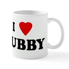 I Love CUBBY Mug