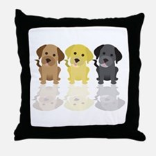 Does Color Matter? Throw Pillow