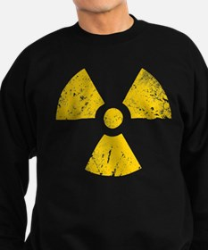 'Vintage' Radioactive Sweatshirt (dark)