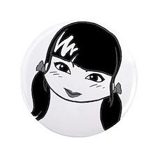 """Cute Quinn 3.5"""" Button"""
