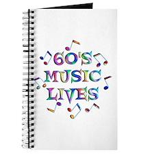 60s Music Journal