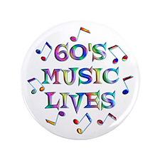 "60s Music 3.5"" Button"