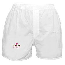Sushi Love Boxer Shorts