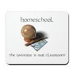 Homeschool Universe Mousepad