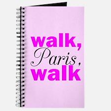 Walk Paris Walk Journal