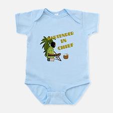 Obama Bartender in Chief Infant Bodysuit