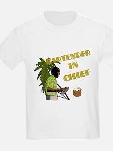 Obama Bartender in Chief T-Shirt