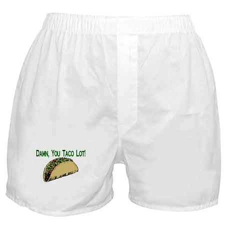 Taco Lot Boxer Shorts