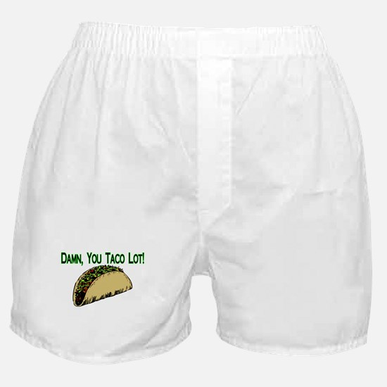 Taco Lot Boxer Shorts