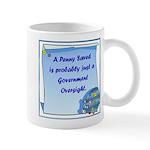 Penny Saved Mug